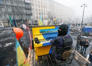 """Musicians of the Maidan"" are entitled to take part in Yes campaign by the Dutch government"