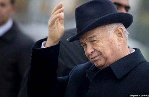 Uzbek leader Islam Karimov