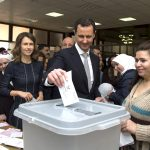 Popular representation and democracy in Syria – end of `Alawite dictatorship'?