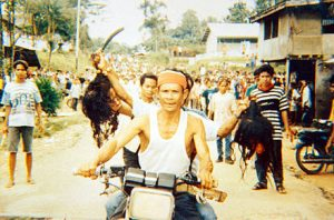 In 2001, Dayaks launched another massacre of several hundred Madurese in the Sampit conflict.
