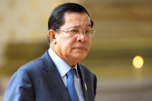 Hun Sen is the Prime Minister of Cambodia.