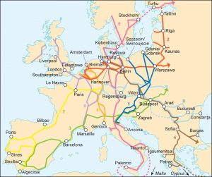 A Budapest-Belgrade-Skopje-Athens line would complement the EU's TEN-T plan.