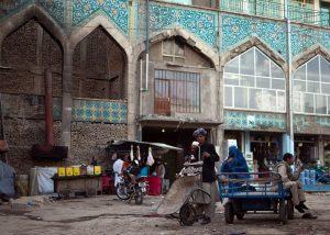 Kabul in 2011