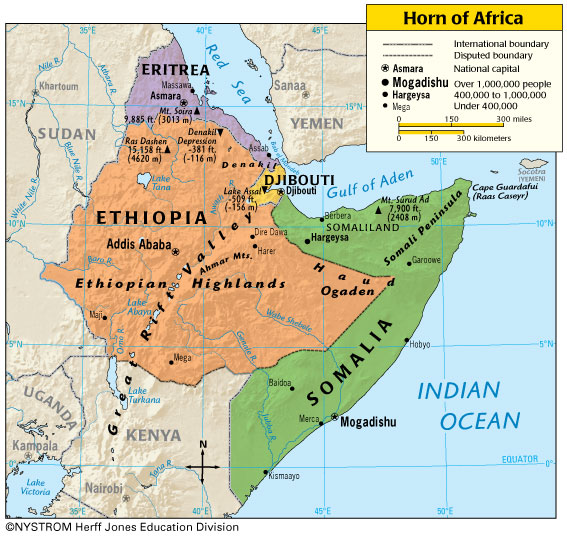Hybrid Wars In The Horn Of Africa EthiopiaEritrea Greater