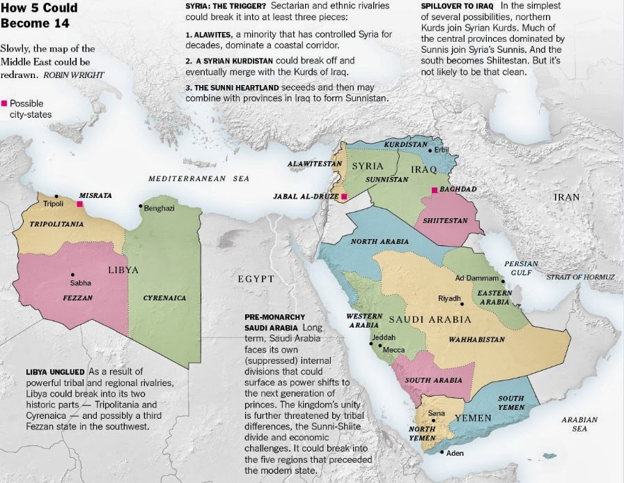 NeoMarxism And The New Middle East Global Research Centre