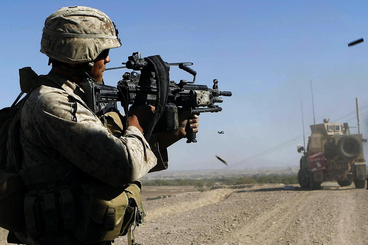 a history of the war on terror in afghanistan