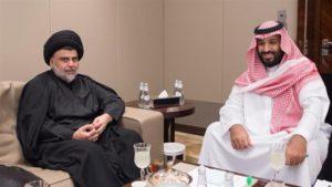Iraq's Muqtada al-Sadr makes rare Saudi visit, Jul 2017