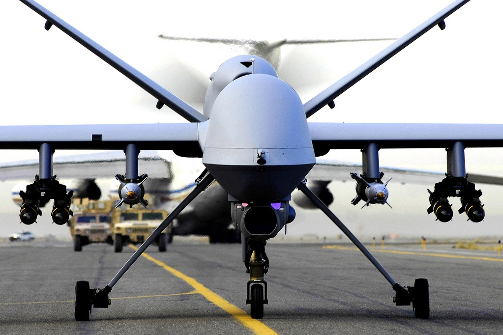 India to purchase 22 US-made MQ-9 Reaper drones