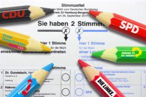 Bundestag elections 2017
