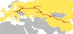 The New Eurasia Land Bridge Economic Corridor
