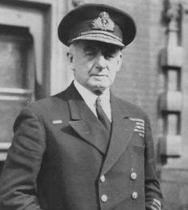 Admiral Dudley Pound