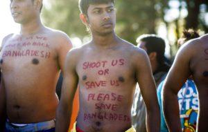 Bangladesh migrants