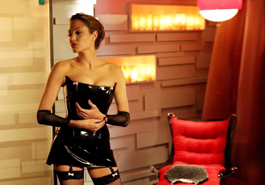 Angelina Jolie CIA