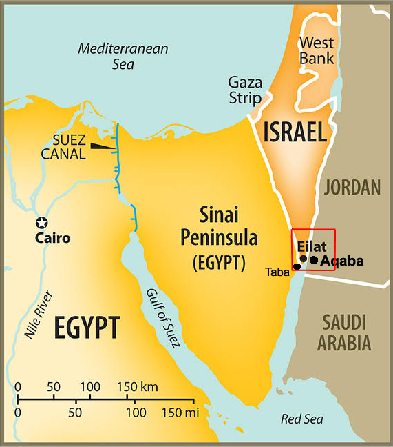 Saudi Arabia Might Recognize Israel Because Of NEOM - Where is riyadh