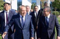 Shavkat Mirziyoyev & Islam Karimov
