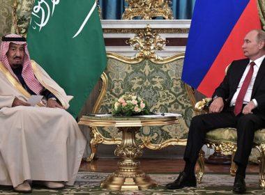 Putin King Salman