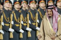 King Salman Honour Guard Moscow