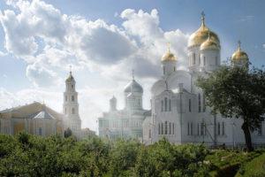 Diveevo monastery, Nizhny Novgorod region, Russia