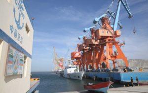 Gwadar port Pakistan