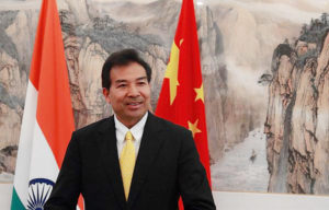 China Ambassador Luo Zhaohui India