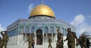 al Aqsa Mosque Palestine Israel soldiers