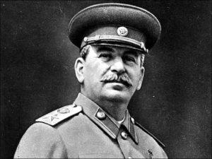 Joseph Stalin in 1945