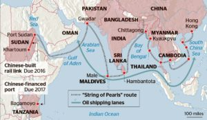 Chinese Maritime Silk Road