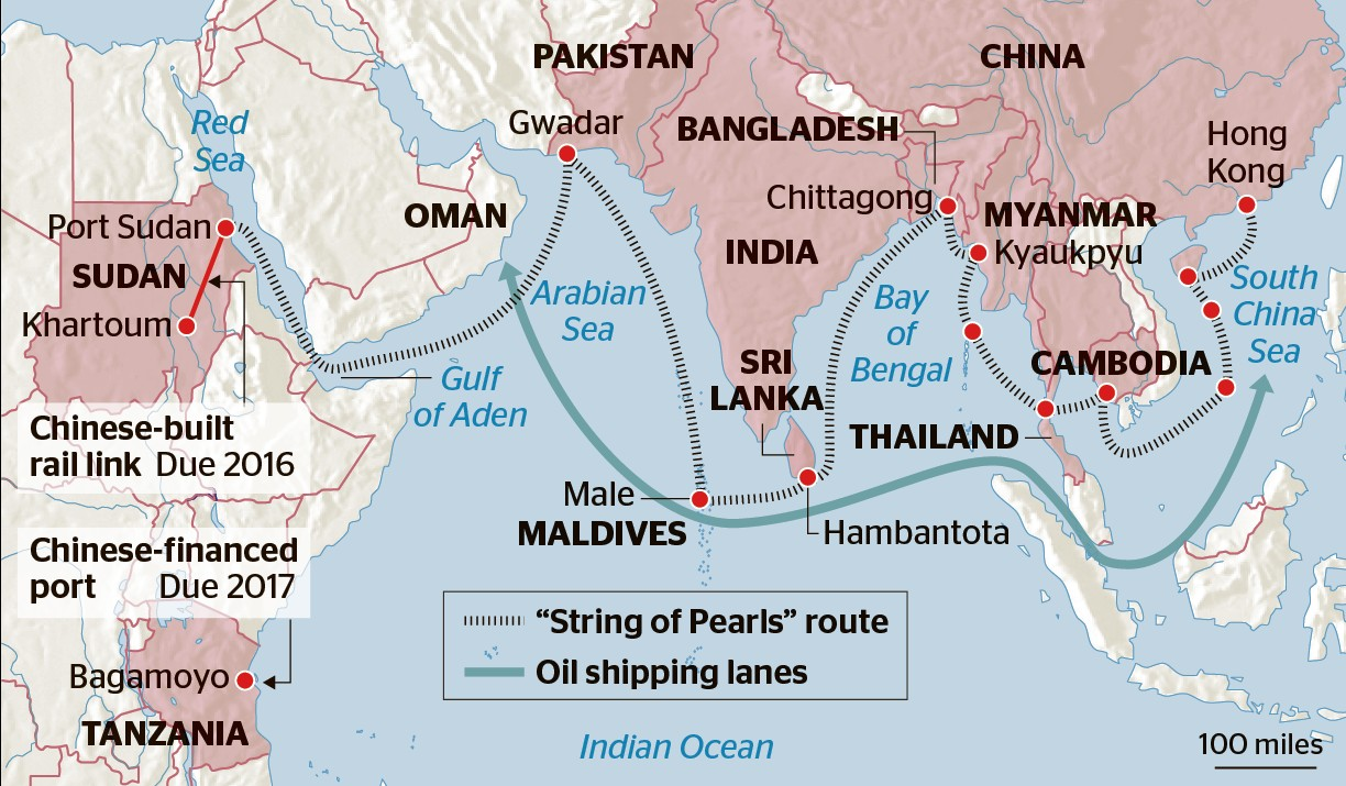Chinese Maritime Silk Road