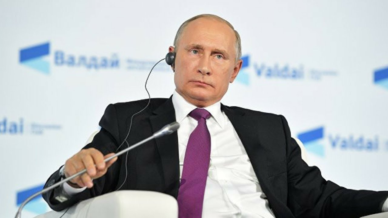 Vladimir Putin Valdai Discussion Club 2017
