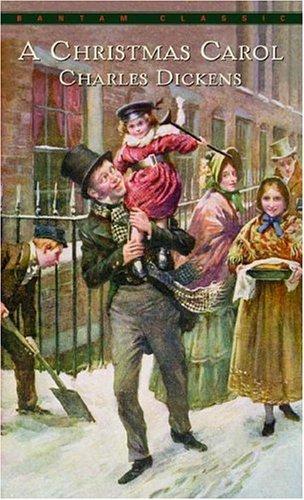 A Christmas carol book