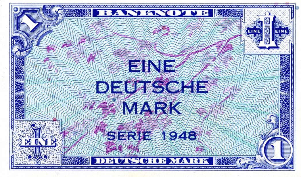 Allied West Germany Deutsche Mark (1948)