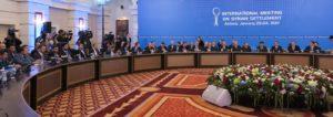 Syrian peace talks in Astana