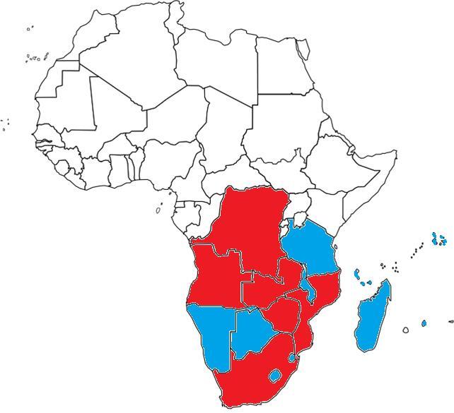 Hybrid War SADC States