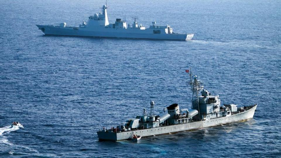 India, US, Japan annual Malabar naval drills