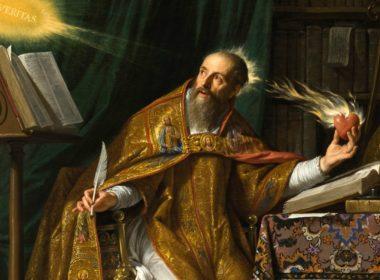 Saint Augustine by Philippe de Champaigne (1602–1674)