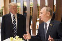 Putin thanked Trump for thwarting terrorist attack in St.Petersburg