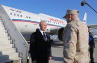 Putin Syria Hmeimim