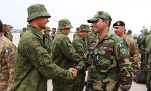 Russia Pakistan rapprochement
