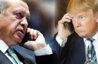 Trump Erdogan phone call