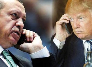 Trump Erdogan phone call