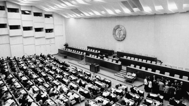 Volkskammer 1990