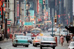 Streets of Toronto, 1960s
