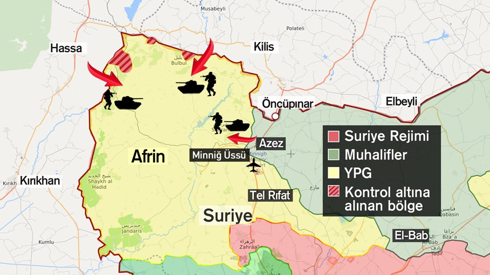 Operation Olive Branch Afrin