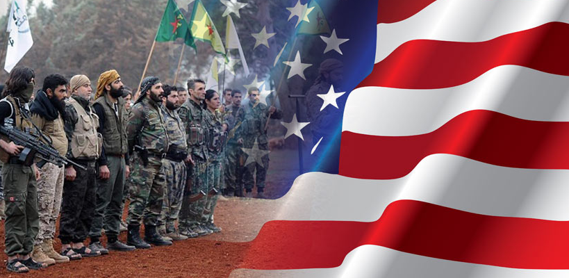 Syrian Democratic Forces USA