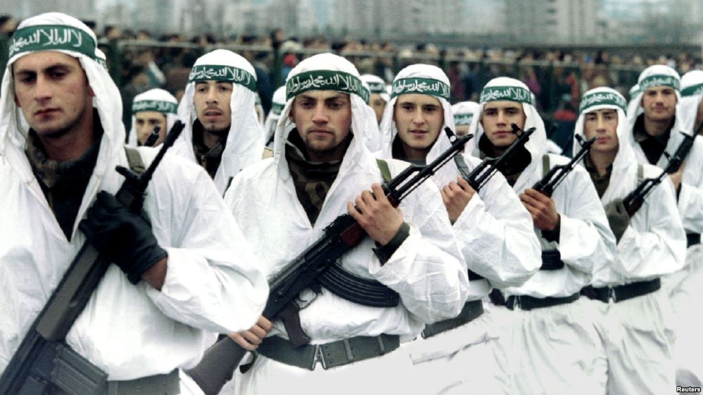 Jihad in Bosnia