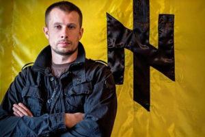 Andriy Biletski Azov Ukraine Nazi