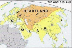 Eurasian heartland