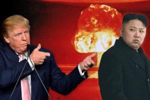 Trump nuke north korea