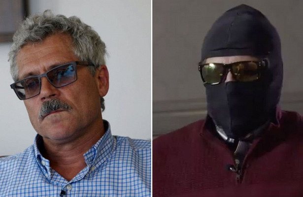 """Former head of Russian anti-doping laboratory and key """"witness"""" of the """"Russian doping program"""" Gregory Rodchenkov"""