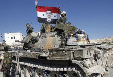Syrian army to enter Afrin